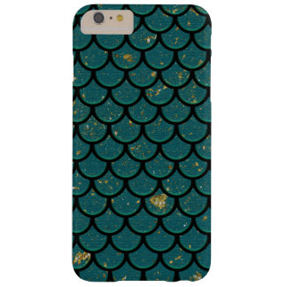 Fish Scale iPhone 6/6s Case With Gold Flecks