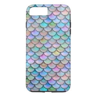 Fish Scales Pattern Multi 1 - Personalize iPhone 8 Plus/7 Plus Case