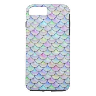 Fish Scales Pattern Multi 2 - Personalize iPhone 8 Plus/7 Plus Case