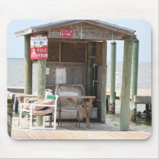 Fish Shack mousepad