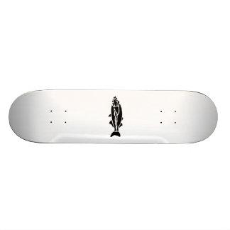 Fish Silhouette Skateboard