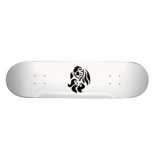 Fish Silhouette Custom Skateboard