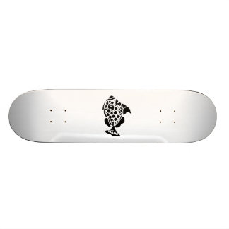Fish Silhouette Skate Decks
