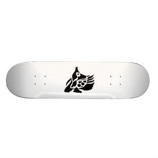 Fish Skate Board Deck