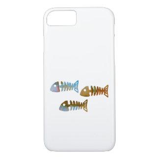Fish Skeleton iPhone 8/7 Case