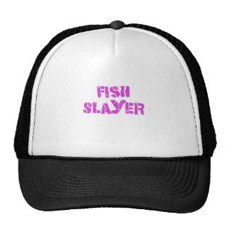 Fish Slayer Mesh Hats