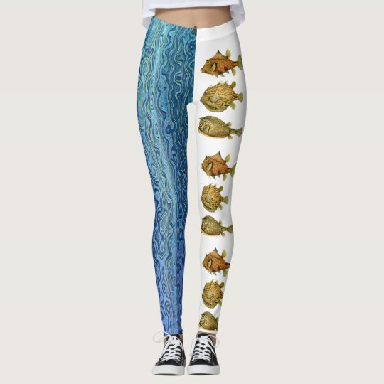 Fish & Steel Leggings