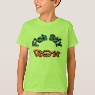 Fish Stix Rox! CCBC Fort Worth, TX T-Shirt