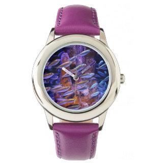 Fish Swirl Watch