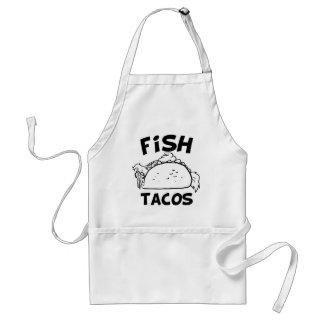 Fish Tacos Standard Apron
