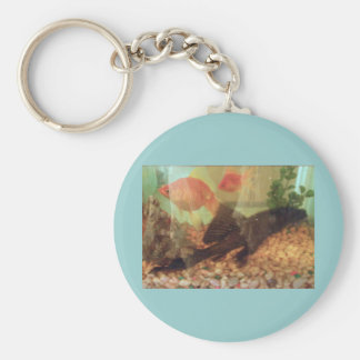 Fish Tank Keychain