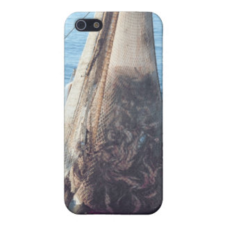 Fish Trawling Net Case For The iPhone 5