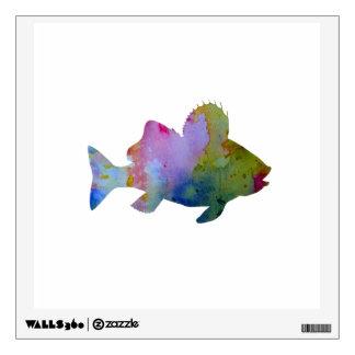 Fish Wall Decal