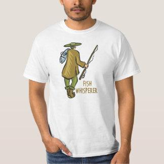 Fish Whisperer Fishing T-Shirt
