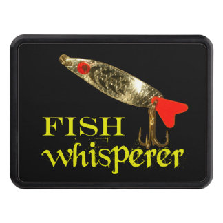 Fish Whisperer Trailer Hitch Cover