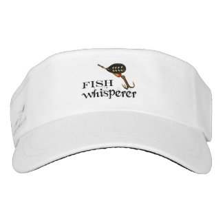 Fish Whisperer Visor