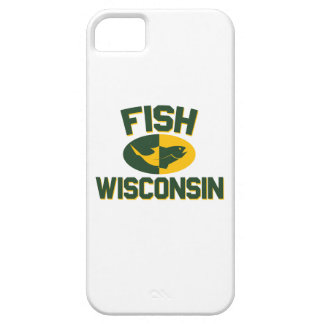 Fish Wisconsin Case For The iPhone 5