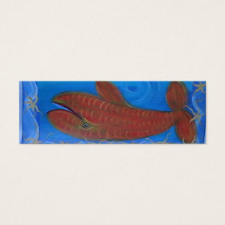 fishbizcard mini business card