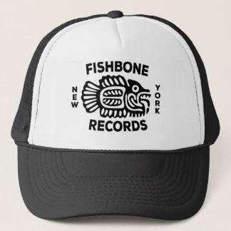 Fishbone Records New York Trucker Hat