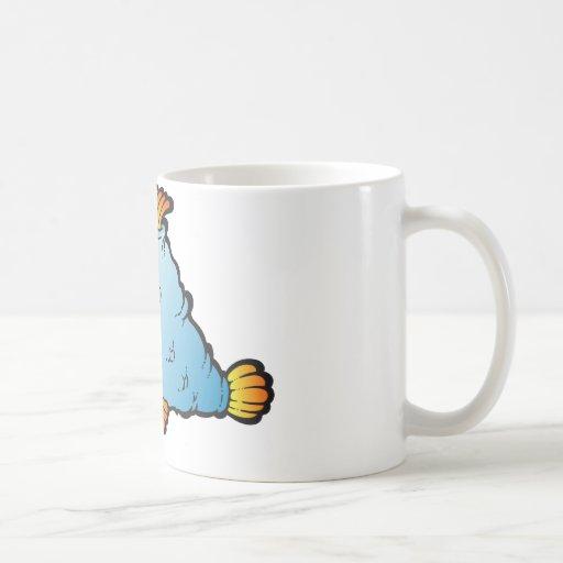 Fishee Fishee Coffee Mugs