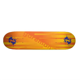 fishee five skate decks
