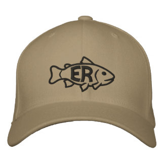 Fisher Custom Fly Rods Embroidered Hat