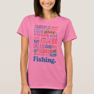Fisher Gift For Woman T-Shirt