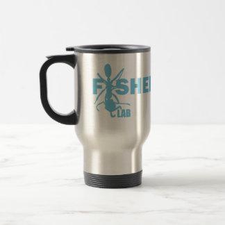 Fisher Lab travel mug