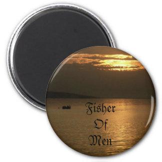 Fisher Of Men Fridge Magnets