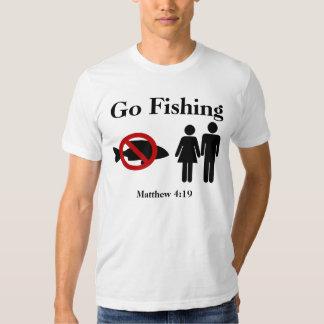 Fisher of Men Tee Shirt