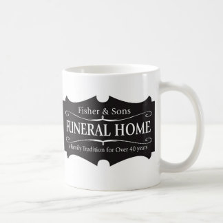 Fisher & Sons Funeral Home Coffee Mug