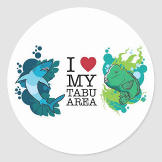 Fisheries Management, Fiji – Stickers