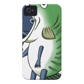 Fisherman 2 English story Kinugawa Tochigi Case-Mate iPhone 4 Case