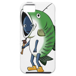 Fisherman 2 English story Kinugawa Tochigi iPhone 5 Case