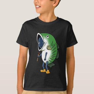 Fisherman 2 English story Kinugawa Tochigi T-Shirt