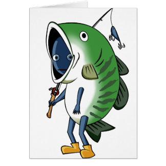 Fisherman 3 English story Kinugawa Tochigi Card