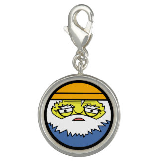 Fisherman Face Charm