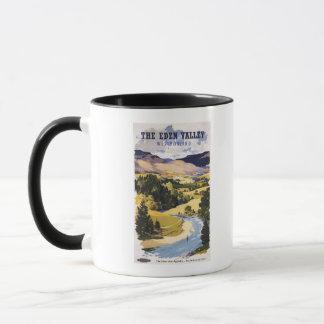 Fisherman in the Eden Valley Mug
