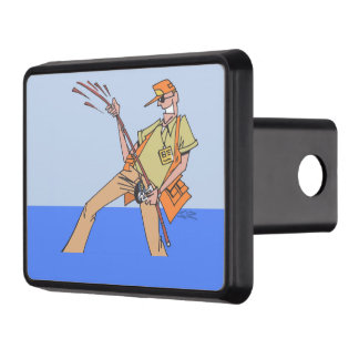 Fisherman Inside hitch cover receiver