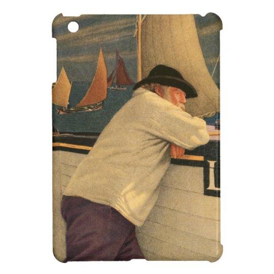 Fisherman Joseph Southall Sailboat Nautical Ocean iPad Mini Cases