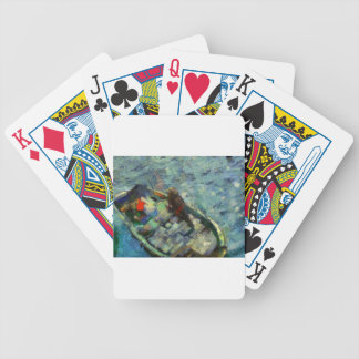 fisherman_saikung Hong Kong Bicycle Playing Cards