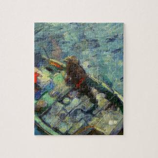 fisherman_saikung Hong Kong Jigsaw Puzzle