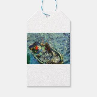 fisherman_saikung Hong Kong Pack Of Gift Tags