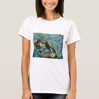 fisherman_saikung Hong Kong T-Shirt