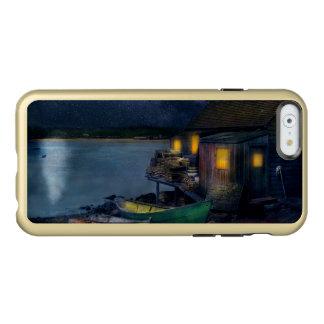 Fisherman - The Fisherman's Cabin 1915 Incipio Feather® Shine iPhone 6 Case
