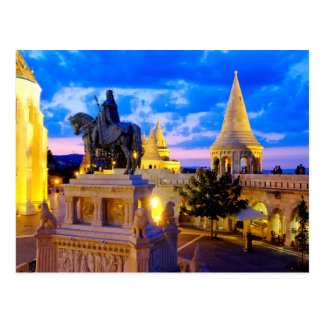 Fisherman's Bastion Postcard
