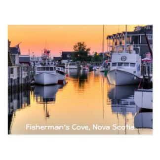 Fisherman's Cove, Eastern Passage, Nova Scotia Postcard