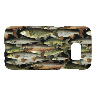 Fisherman's Fantasy Outdoor Sportsman Samsung Galaxy S7 Case
