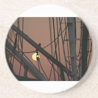 Fisherman's Moon Coaster