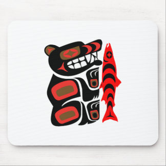 Fisherman's Prized Catch Mouse Pad
